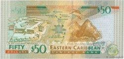 50 Dollars CARAÏBES  2003 P.45g NEUF