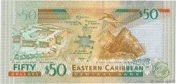 50 Dollars CARAÏBES  2003 P.45k NEUF