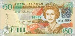 50 Dollars CARAÏBES  2003 P.45m NEUF