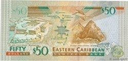 50 Dollars CARAÏBES  2003 P.45v NEUF