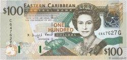 100 Dollars CARAÏBES  2003 P.46g NEUF