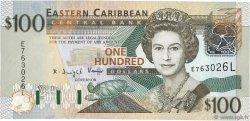 100 Dollars CARAÏBES  2003 P.46l NEUF