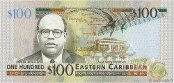 100 Dollars CARAÏBES  2003 P.46v NEUF