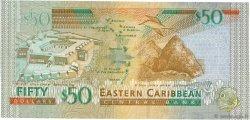 50 Dollars CARAÏBES  2008 P.50 NEUF