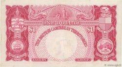 1 Dollar CARAÏBES  1956 P.07b TTB