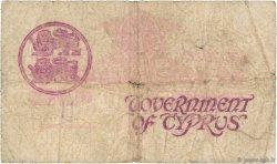 10 Shillings CHYPRE  1948 P.23 B