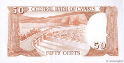 50 Cents CHYPRE  1983 P.49a NEUF