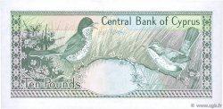 10 Pounds CHYPRE  1989 P.55a pr.NEUF