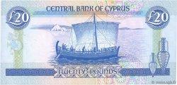20 Pounds CHYPRE  1992 P.56a NEUF
