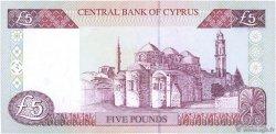 5 Pounds CHYPRE  1997 P.58 pr.NEUF