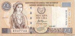 1 Pound CHYPRE  1997 P.60a TTB