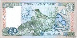 10 Pounds CHYPRE  1997 P.62a NEUF