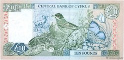 10 Pounds CHYPRE  1998 P.62b NEUF