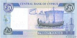 20 Pounds CHYPRE  1997 P.63a NEUF