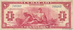 1 Gulden CURACAO  1942 P.35a pr.TB