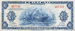 2,5 Gulden CURACAO  1942 P.36 TTB