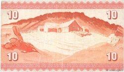 10 Kronur ÎLES FEROE  1954 P.14d TTB
