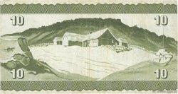 10 Kronur ÎLES FEROE  1974 P.16a TB+