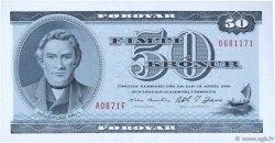 50 Kronur ÎLES FEROE  1987 P.20c NEUF