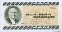100 Kronur ÎLES FEROE  1994 P.21f NEUF