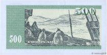 500 Kronur ÎLES FEROE  1978 P.22a NEUF