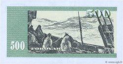 500 Kronur ÎLES FEROE  1994 P.22b NEUF
