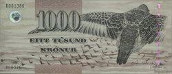 1000 Kronur ÎLES FEROE  2005 P.28 NEUF