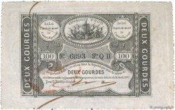 2 Gourdes HAÏTI  1827 P.042 TTB