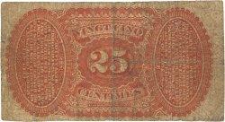 25 Centimes HAÏTI  1875 P.068 B