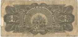 1 Gourde HAÏTI  1935 P.167a B