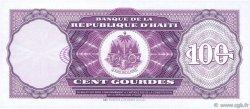 100 Gourdes HAÏTI  1991 P.258a SUP+