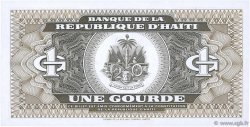 1 Gourde HAÏTI  1992 P.259a NEUF