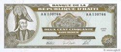 250 Gourdes HAÏTI  1994 P.263a pr.NEUF