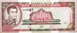 500 Gourdes HAÏTI  2003 P.270b NEUF