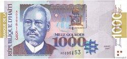 1000 Gourdes HAÏTI  2004 P.278b pr.NEUF