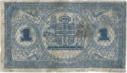 1 Krona ISLANDE  1941 P.22i TB