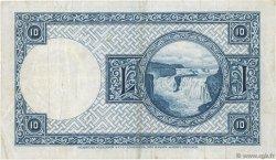 10 Kronur ISLANDE  1945 P.28c TTB