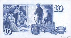 10 Kronur ISLANDE  1961 P.48a pr.NEUF
