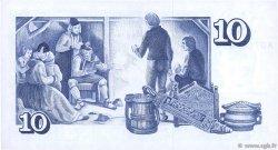 10 Kronur ISLANDE  1961 P.48a NEUF