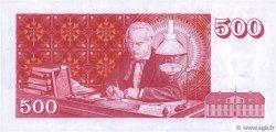 500 Kronur ISLANDE  1961 P.51a SPL