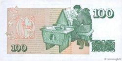 100 Kronur ISLANDE  1986 P.54a pr.SUP