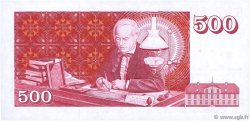 500 Kronur ISLANDE  1986 P.55a NEUF