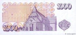 1000 Kronur ISLANDE  1986 P.56a NEUF