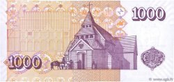 1000 Kronur ISLANDE  2001 P.59 pr.NEUF