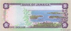 1 Dollar JAMAÏQUE  1982 P.64a pr.SUP