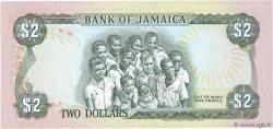 2 Dollars JAMAÏQUE  1993 P.69e pr.NEUF