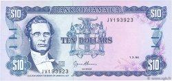 10 Dollars JAMAÏQUE  1994 P.71e pr.NEUF