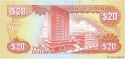 20 Dollars JAMAÏQUE  1995 P.72e SUP