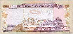 500 Dollars JAMAÏQUE  2003 P.85a SPL