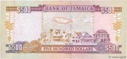 500 Dollars JAMAÏQUE  2004 P.85av TTB